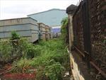 Trạm xử lý nước thải 'đắp chiếu' 10 năm, người dân bịt mũi sống với ô nhiễm