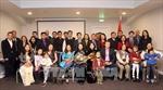 Phó Chủ tịch nước Đặng Thị Ngọc Thịnh gặp mặt cộng đồng người Việt Nam tại Latvia