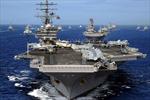 Giới chuyên gia: Tàu sân bay Mỹ có thể bị hỏa lực của Triều Tiền hạ gục