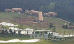 Mỹ lập đơn vị vận hành THAAD tại Hàn Quốc