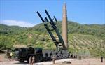 Chuyên gia Trung Quốc: Thêm một vụ thử tên lửa có thể đẩy Triều Tiên xuống vực thẳm