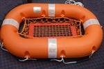 Sà lan chìm trên biển, 3 thuyền viên sống sót nhờ bám vào bè cứu sinh
