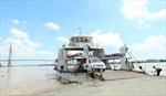 Long An bố trí 2 chiếc phà trong thời gian sửa chữa cầu Tân An