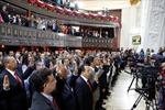 Venezuela: 4 thống đốc đối lập tuyên thệ trước Quốc hội lập hiến