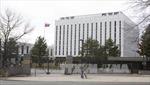 Mỹ cấm Moskva lấy tài liệu từ Tổng lãnh sự quán Nga ở San Francisco