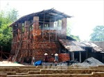 Nan giải xóa các lò gạch thủ công ở Quảng Ngãi