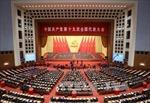 Đại hội XIX Đảng Cộng sản Trung Quốc: Thông qua dự thảo sửa đổi Điều lệ Đảng