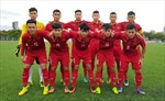 Vượt qua U19 Lào 4-0, U19 Việt Nam toàn thắng ở vòng loại Giải U19 châu Á