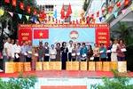 Phó Chủ tịch nước Đặng Thị Ngọc Thịnh dự Ngày hội Đại đoàn kết toàn dân tộc