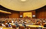 Quốc hội thông qua Nghị quyết về dự toán ngân sách nhà nước năm 2018
