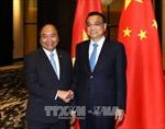 Việt Nam-Trung Quốc nhất trí thúc đẩy thương mại song phương