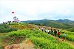 Thơ mộng điểm dừng chân trên đỉnh đèo Pha Đin