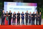 Thủ tướng Nguyễn Xuân Phúc phát biểu tại Hội nghị Cấp cao ASEAN - Ấn Độ lần thứ 15