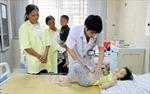 145 trẻ mầm non nhập viện nghi do bị ngộ độc thức ăn