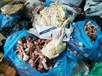Hà Tĩnh phát hiện thực phẩm bẩn, hôi thối trong kho đông lạnh Hợp tác xã