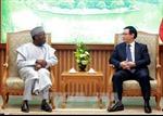 Khuyến khích hợp tác công nghệ thông tin, nông nghiệp với Nigeria