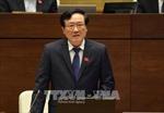 Chánh án Nguyễn Hòa Bình: Xét xử Châu Thị Thu Nga không có gì giấu giếm