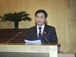 Viện trưởng Lê Minh Trí: Có vụ chuyển tội danh từ tham nhũng sang kinh tế