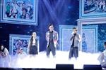 Đông Nhi - Đức Phúc - Ali Hoàng Dương hội tụ tại đêm Bán kết The Voice Kids 2017
