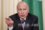 AL triệu tập cuộc họp Ngoại trưởng bất thường bàn về căng thẳng Saudi Arabia-Iran