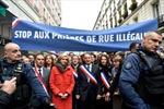 Pháp muốn ngăn chặn cầu nguyện Hồi giáo trên đường phố