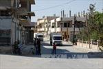 20.000 cư dân đã trở về thành phố Homs, Syria