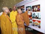 Khai mạc Triển lãm thành tựu Phật sự