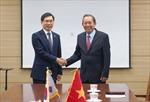 Phó Thủ tướng thường trực Trương Hòa Bình thăm Hàn Quốc
