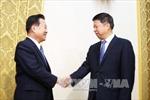 Đặc phái viên của Tổng Bí thư, Chủ tịch Trung Quốc kết thúc chuyến thăm Triều Tiên