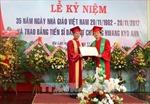 Trường Đại học Đà Lạt Trao trao tặng bằng Tiến sỹ danh dự cho Thị trưởng thành phố Seoul
