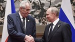 Bước đột phá về hợp tác kinh tế Séc - Nga