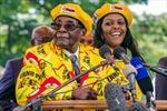 Lộ hành tung của Đệ nhất Phu nhân Zimbabwe khi chồng sắp bị luận tội