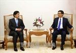 Phó Thủ tướng Vũ Đức Đam tiếp đoàn học giả Hàn Quốc
