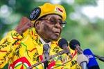 Tổng thống Zimbabwe từ chức
