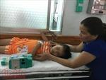 Hai bệnh nhi sốt rét bị nhầm sốt siêu vi