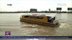 Buýt đường sông phục vụ miễn phí dịp khai trương