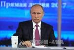 Tổng thống Nga điện đàm với lãnh đạo nhiều nước về tình hình Syria