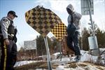 Canada sẵn sàng ứng phó dòng người xin tị nạn từ Mỹ