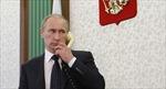 Bốn cuộc điện đàm một ngày và vai trò lớn của Tổng thống Putin tại Syria