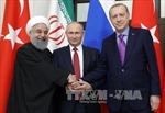 Nga, Iran và Thổ Nhĩ Kỳ ủng hộ đề xuất tổ chức đại hội đối thoại dân tộc Syria