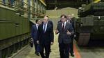 Tổng thống Putin yêu cầu các công ty Nga sẵn sàng cho chiến dịch thời chiến