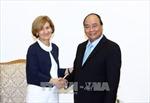 Thủ tướng Nguyễn Xuân Phúc tiếp Quốc vụ khanh Ngoại giao Bồ Đào Nha