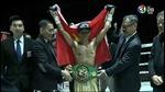 Xem võ sĩ Trần Văn Thảo hạ knock-out đối thủ sau chưa đầy 1 phút để giành đai WBC