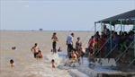 Tiền Giang: Khu du lịch biển Tân Thành ngày càng xuống cấp nghiêm trọng