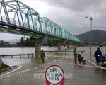 Mưa lũ gây ngập lụt vùng hạ du sông Kỳ Lộ, Phú Yên