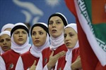 Iran lần đầu tiên cho phép các nữ vận động viên cử tạ tranh tài tại đấu trường quốc tế