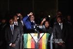 Ông Mnangagwa tuyên thệ nhậm chức Tổng thống Zimbabwe