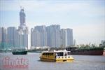 Người dân TP Hồ Chí Minh chính thức được đi tuyến buýt sông