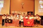 Việt Nam giành ngôi vô địch ở cả 3 hạng mục thi lập trình quốc tế WeCode 2017