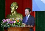 Bộ trưởng Ngoại giao Lào thăm và làm việc tại Học viện Ngoại giao Việt Nam